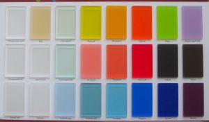 Акриловое стекло матовое для радиусных шкафов-купе и радиусных межкомнатных перегородок Химки