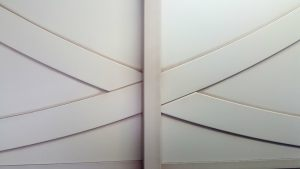 Вставка в дверь с накладками Химки