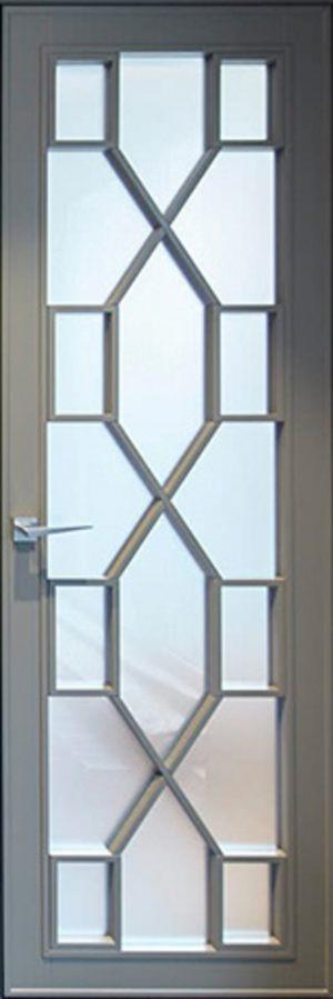 Вставка с фигурной филенкой эмаль Химки