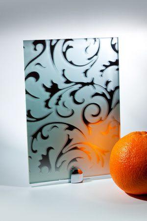 "Зеркало ""Барокко"" матовое серебро Химки"