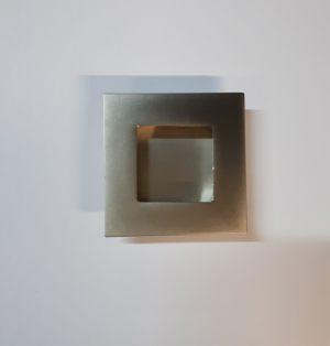 Ручка квадратная Никель Химки