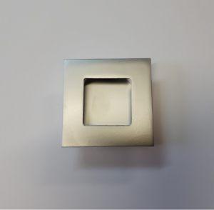 Ручка квадратная Серебро матовое Химки