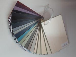 Образцы стандартных цветов. Эмаль Химки