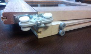 Профиль массив для шкафов купе Химки