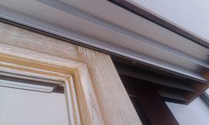 Двери из массива с раскладкой по периметру Химки