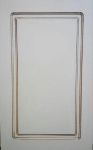МДФ фасад с фрезеровкой Химки