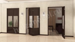 Двери гармошка Химки