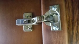 Петля для распашной двери с доводчиком Химки