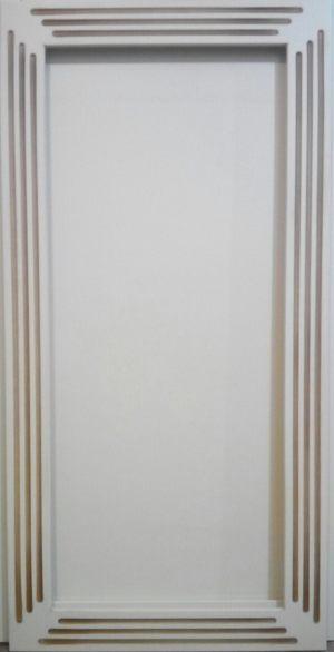 Рамочный фасад с фрезеровкой 2 категории сложности Химки