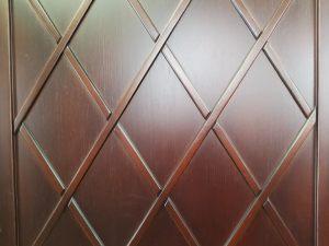 Вставка в двери МДФ шпон  Химки
