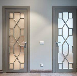 Двери с филенкой Химки
